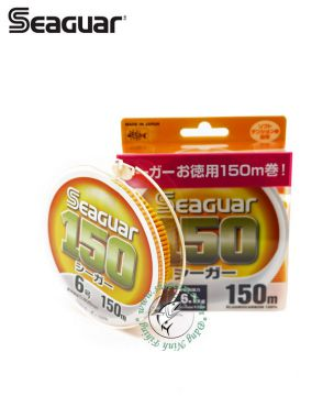 Dây Leader FluoroCarbon Seaguar 150 - cuộn 150m - Made in Japan