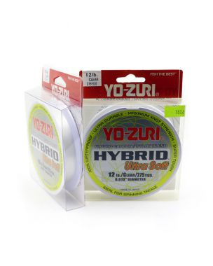 Cước câu Yo-Zuri Hybird - cuộn 250m - Made in Japan