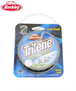 Cước câu Berkley Trilene XT - Made in USA