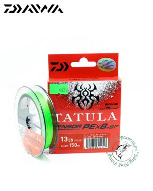 Dây PE Daiwa Tatula Sensor x8  - Made in Japan